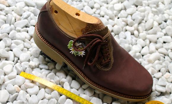 orthopädischer Schuh
